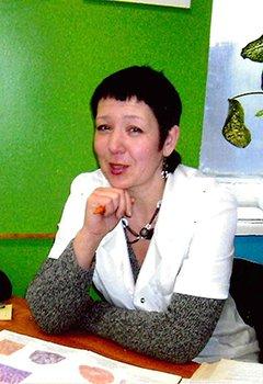 Анненкова Ольга Мстиславовна